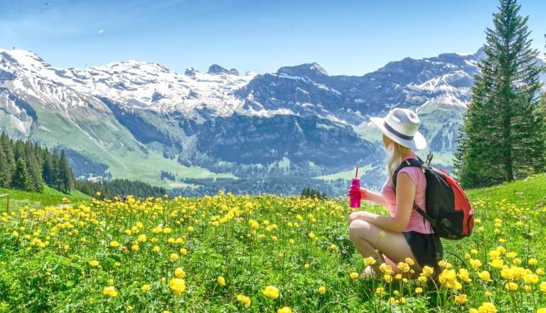 Oesterreich-Alpen-Wanderung