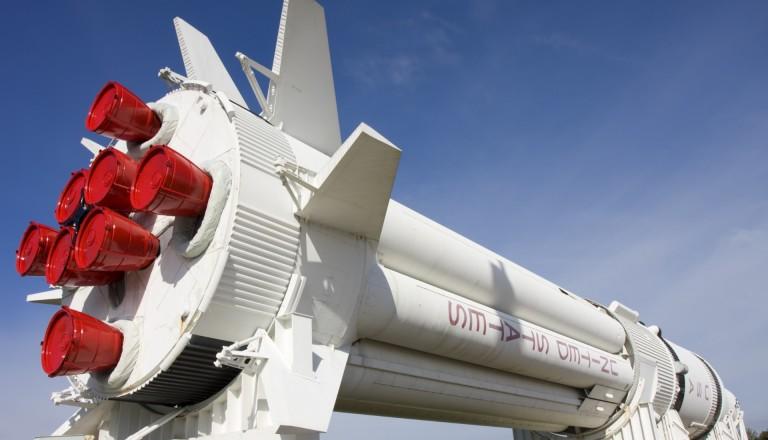 Kennedy Space Center Florida Kultur in Orlando