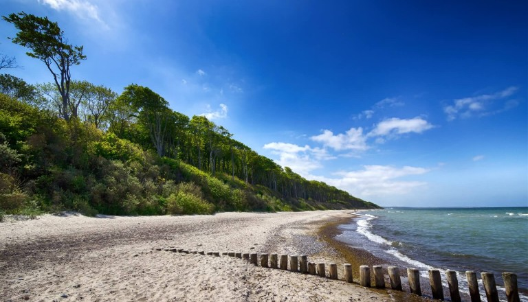 Ostsee-Strand-Familienurlaub