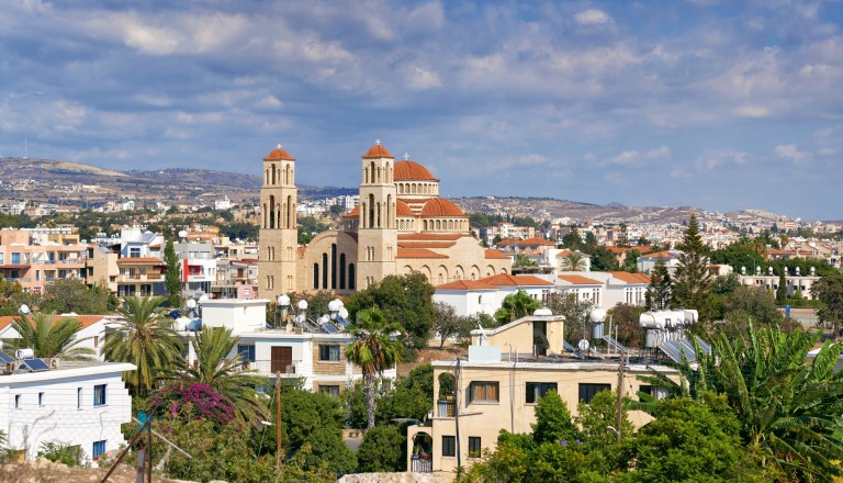 Städtereisen nach Paphos Kathedrale