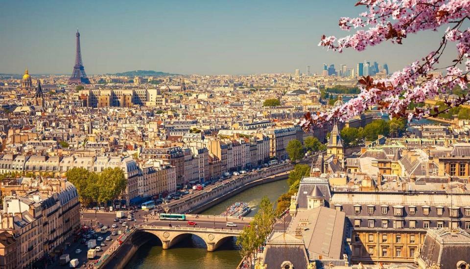 Paris Frühling