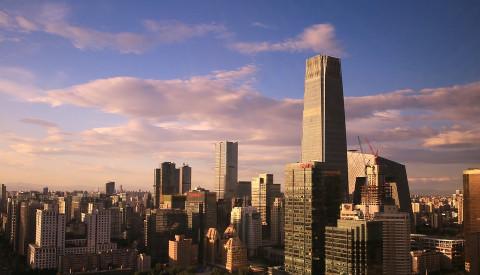 Peking-Staedtereisen-Skyline