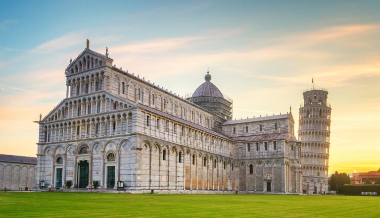 Der Dom von Pisa Santa Maria Assunta