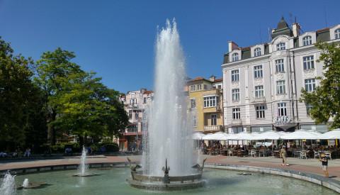 Plovdiv Brunnen