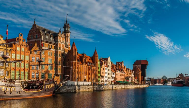 Danzig Polen Städtereisen