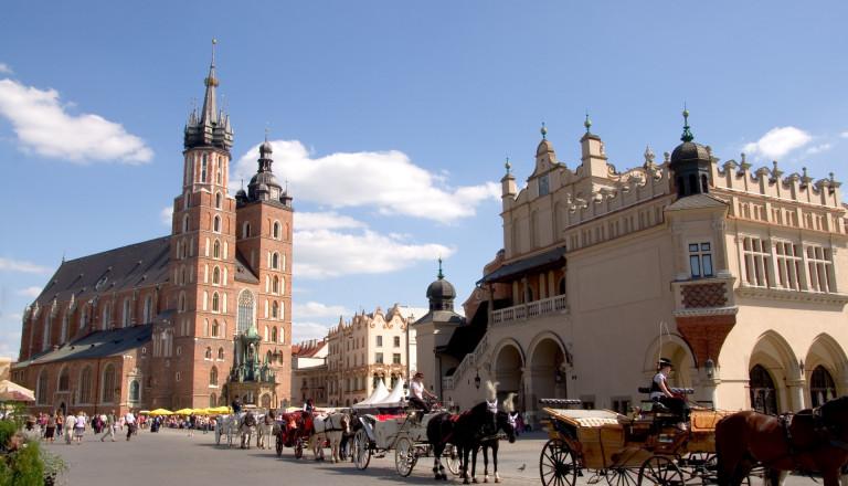 Städtereisen Krakau
