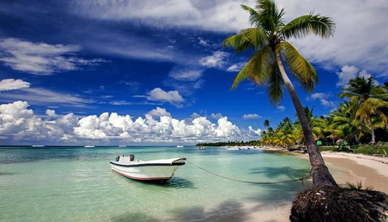Die Isla Saona bei Punta Cana.