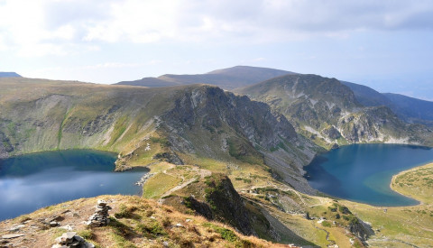 Rila-Gebirge, Bulgarien