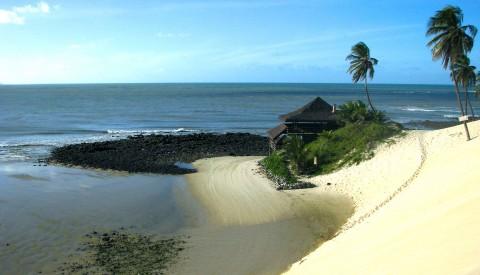 Strand in Rio Grande do Norte