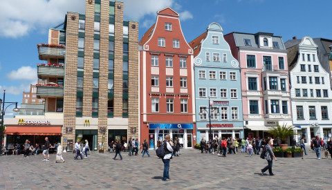 Rostock - Shopping