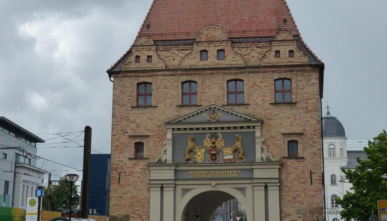 Rostock - Steintor - Sehenswürdigkeiten