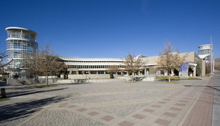 Die Public State Library von Salt Lake City