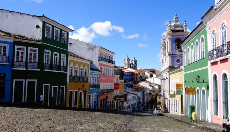 Salvador Brasilien Städtereisen