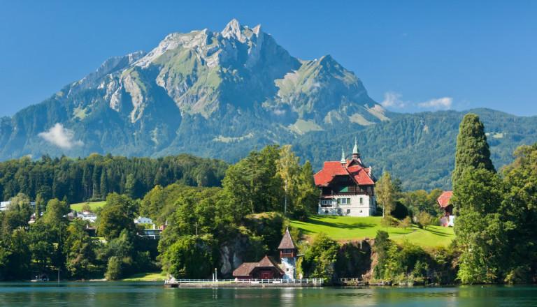 Schweiz - reisen
