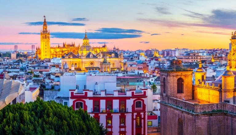 Sevilla Städtereisen