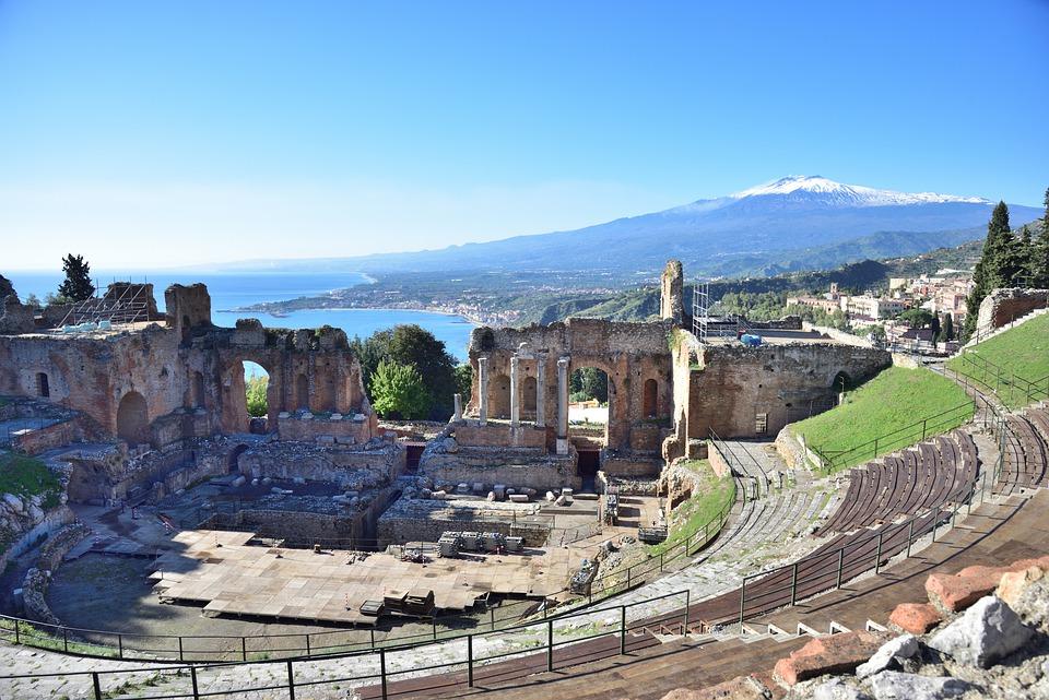 Italien Sizilien