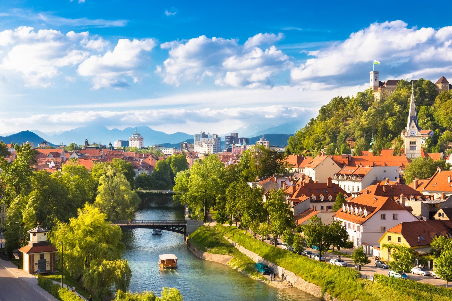Ljubljana Reisen nach Slowenien