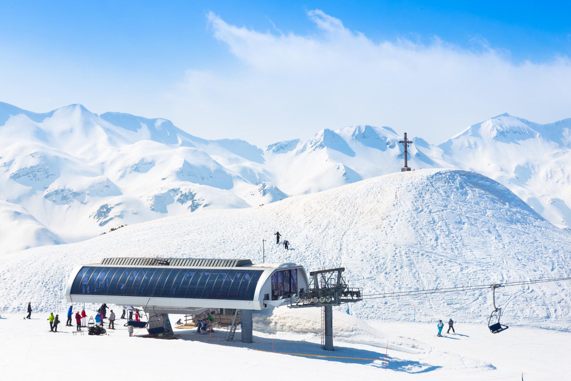 Sloweniens Skigebiete versprechen Spaß für die ganze Familie!