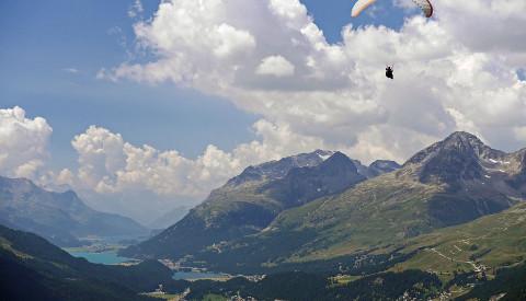 Eine Reise nach St. Moritz lohnt sich auch im Sommer!