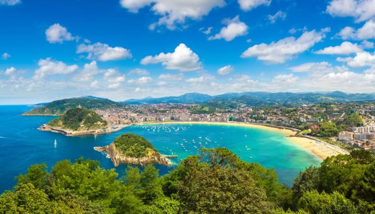 Spanien Strandurlaub