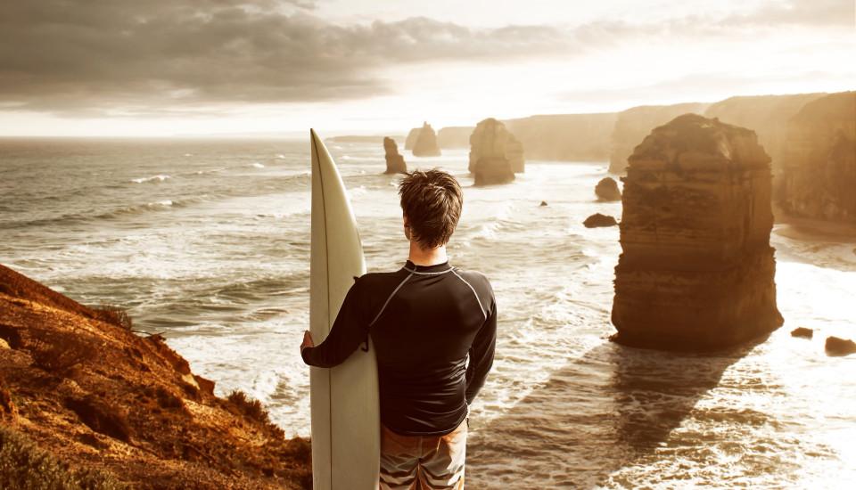 Australien Surfen Surfurlaub