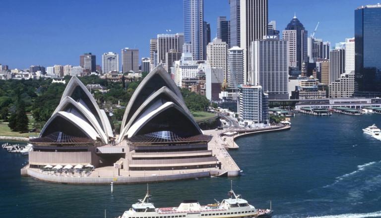 Sydney Surfurlaub