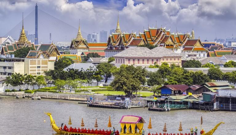 Januar Thailand Bangkok