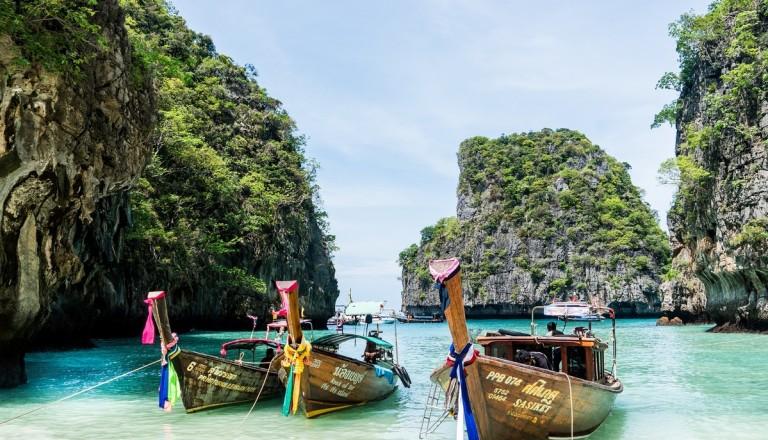 Thailand Bootstour