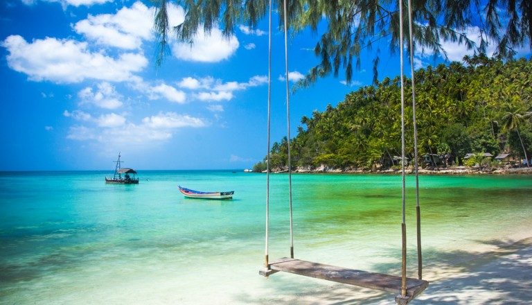 Thailand Phangan Insel