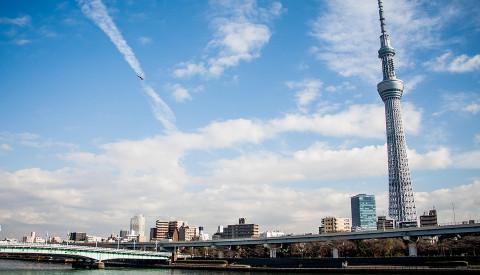 Tokio Skytree Sehenswürdigkeiten