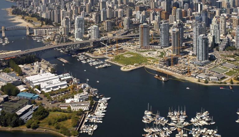 Vancouver Städtereisen Kanada