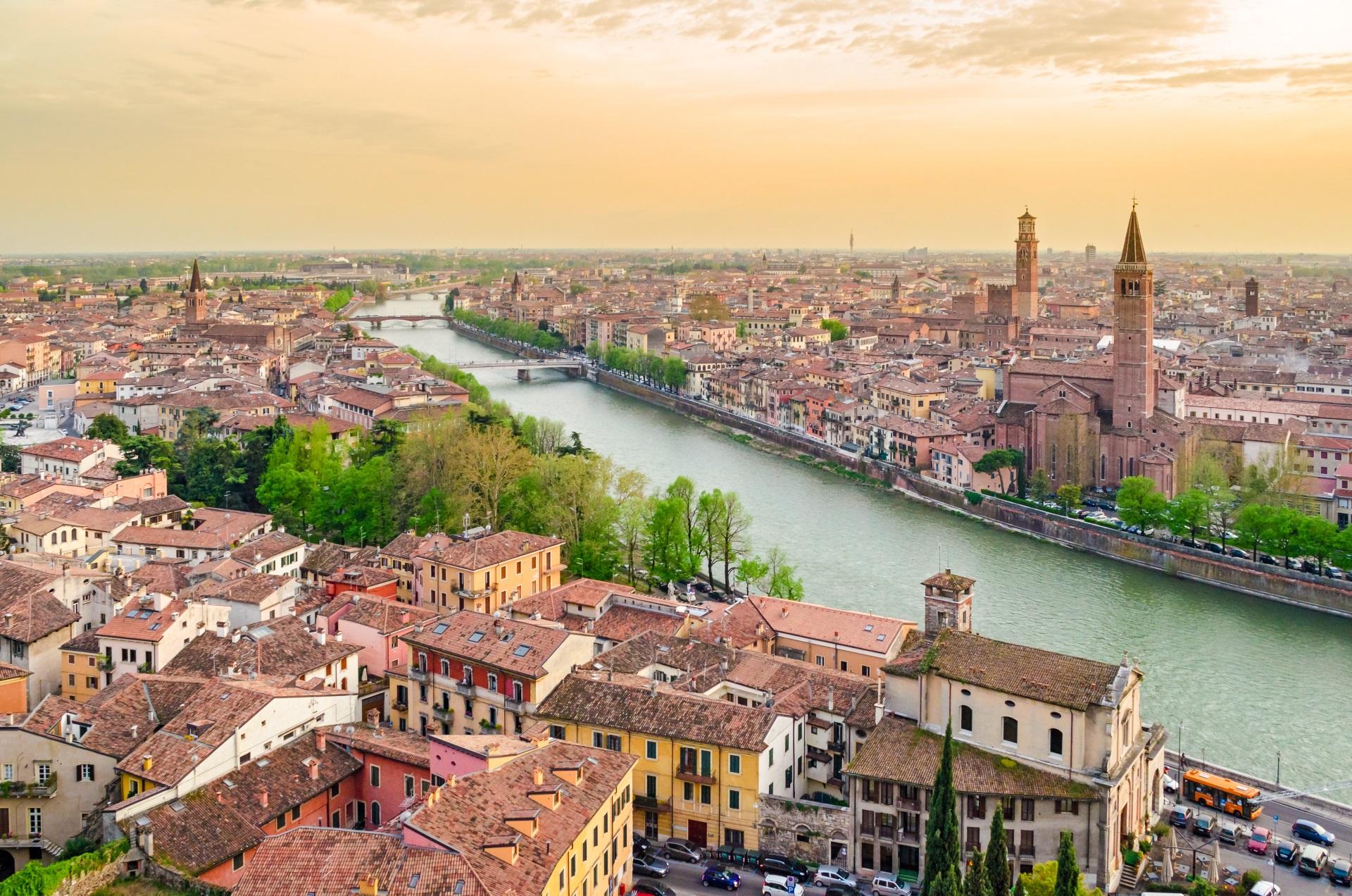 Verona Italien Städtereisen