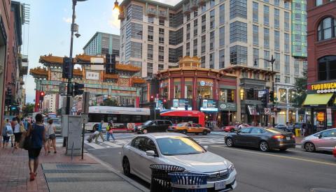 Washington Dc-Downtown