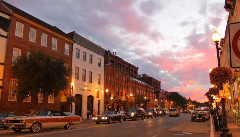 Washington Dc-Georgetown
