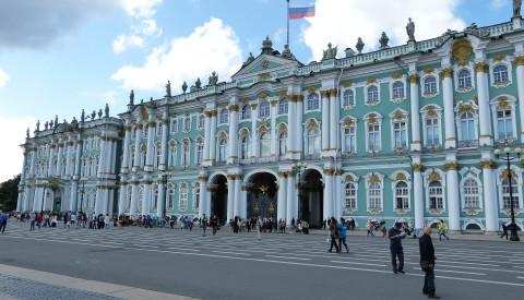 Winterpalast St. Petersburg