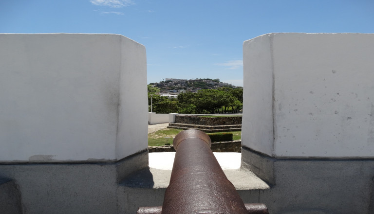 Fort San Diego Acapulco Kultur