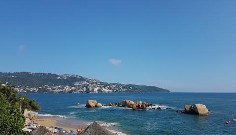 Hier unsere Top 5 der schönsten Strände. Acapulco gehört auch dazu.