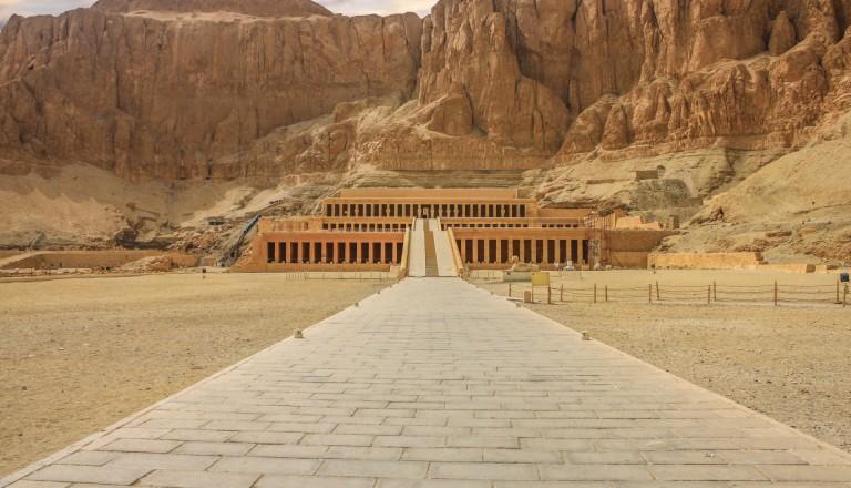 Die Tempel von Luxor - Die Ägypter hatten schon immer einen Sinn für Luxus!