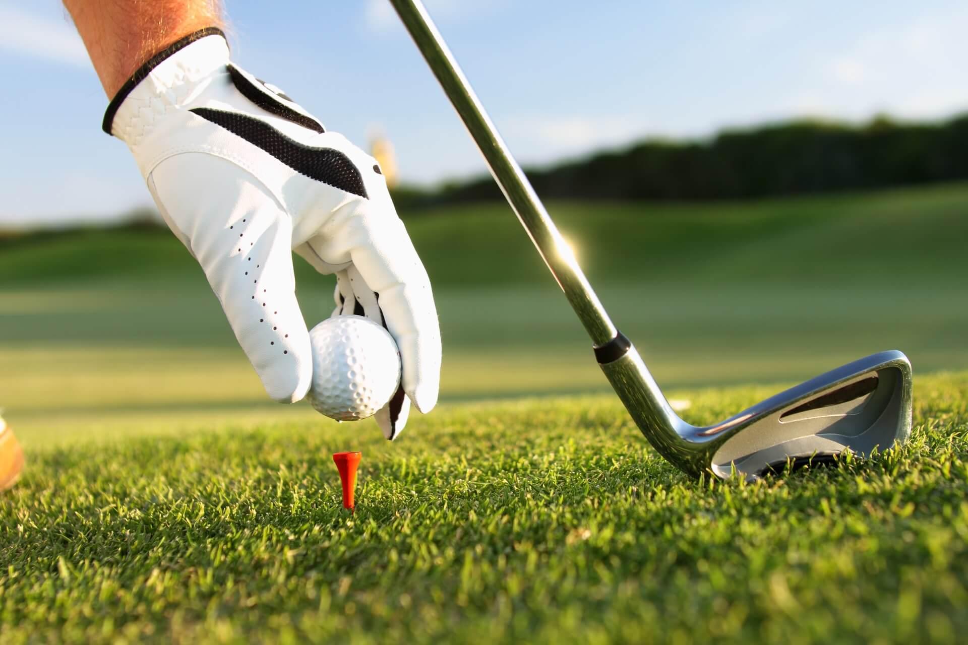 Aktivurlaub Golf