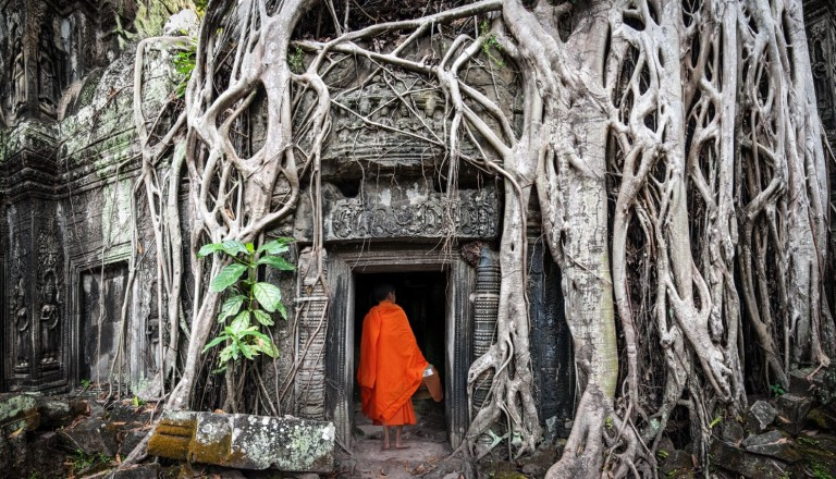 Angkor Wat Kambodscha Reise