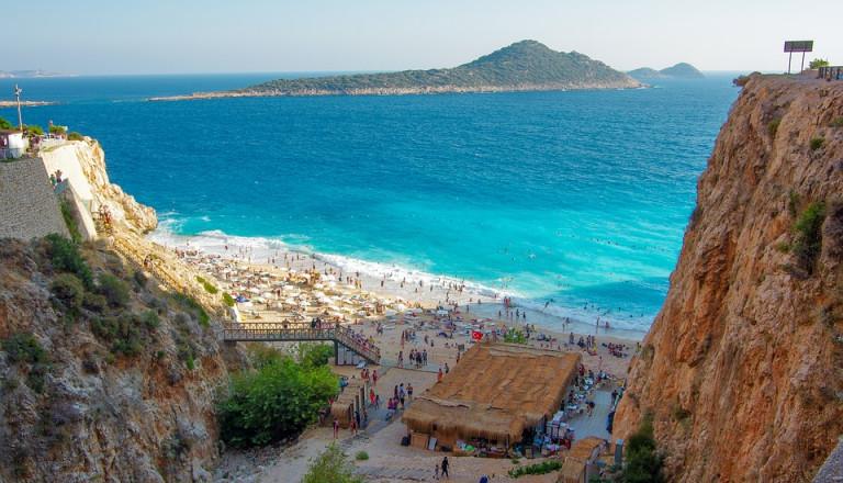 Antalya - das beliebte Reiseziel an der türlischen Riviera. Last Minute.