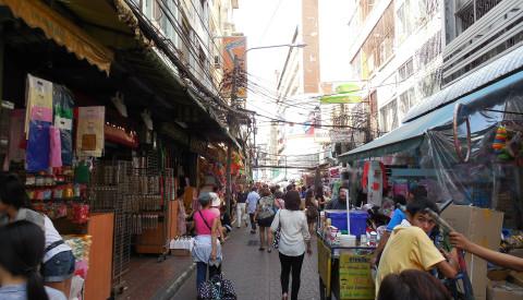 Das quirlige Chinatown steckt voller Sehenswürdigkeiten.