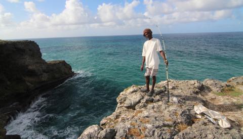 Angeln ist eine beliebte Beschäftigung unter vielen Freizeit-Highlights von Barbados.