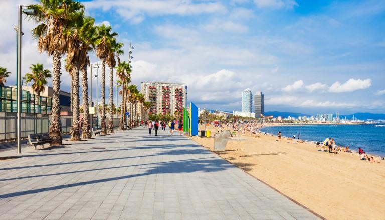 Pauschalreisen Barcelona