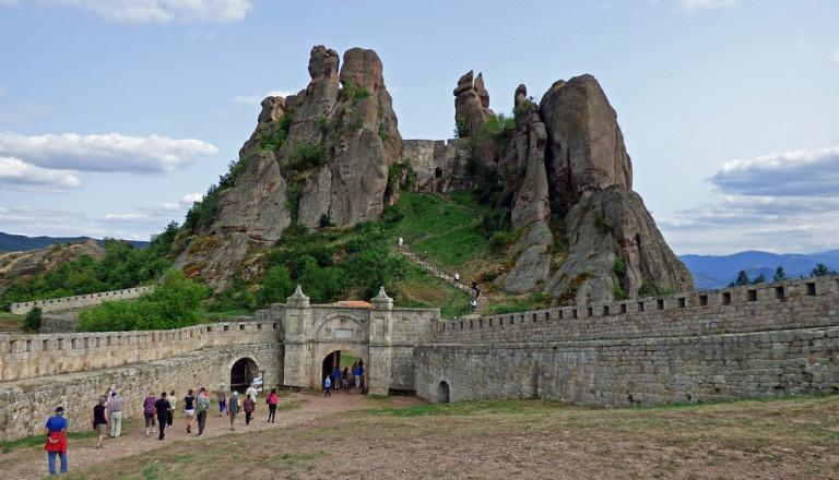 belogradchik rocks bulgarien