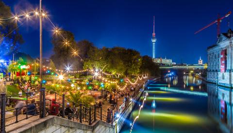 Berlin - Sommer - Partyurlaub