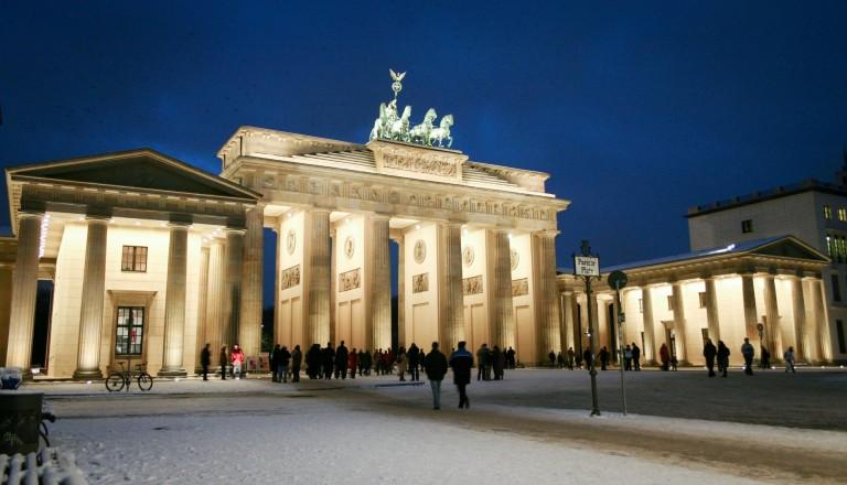 Städtereisen Januar Berlin