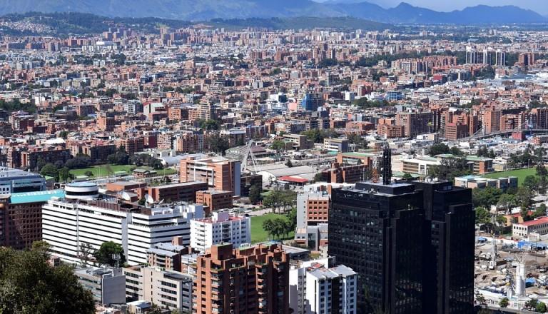 Bogota: Die Haupststadt Kolumbiens!
