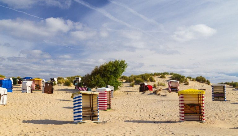 Borkum Strand Reisen