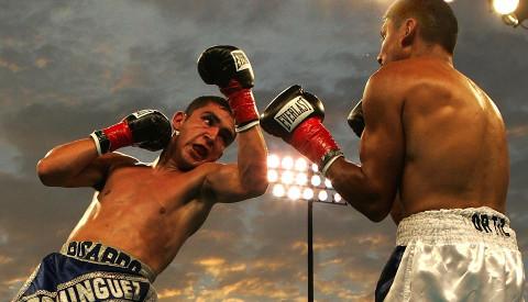 Boxen ist ein Nationalsport auf Kuba!